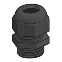 Wartel PVC M20 zwart Niko 761-84001