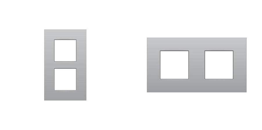 Het verschil tussen Niko horizontale of verticale afdekplaten