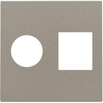 afwerkingsset, Bronze, TV-UTP, 123-65702