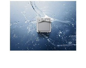 Waterproof switching material