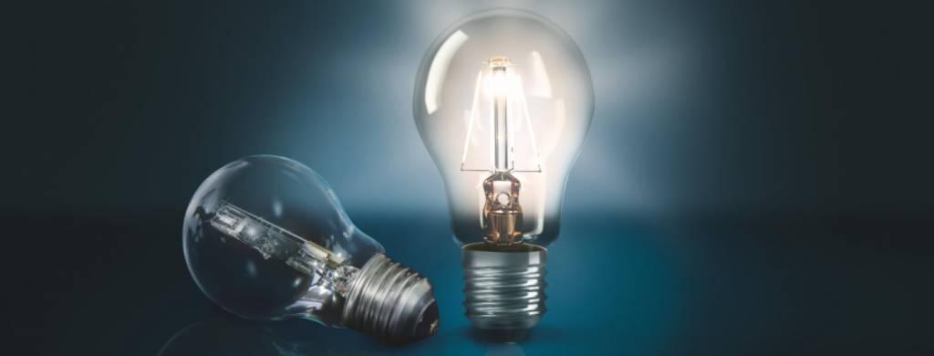 Vanaf 1 sept 2018 Halogeen vervangen door LED lampen