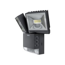 LED spotlight with motion detector The Leda S20WBK