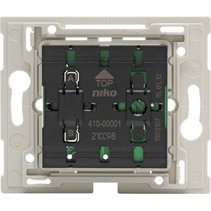 Easywave wall transmitter - 2 buttons