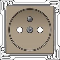 Finishing set standard socket 123-66601