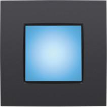 Oriëntatieverlichting 270lux, blauw licht