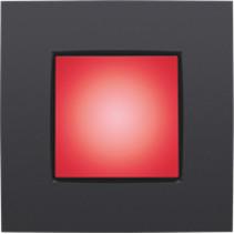 Orientation lighting 460lux, red light