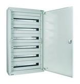 Eaton Eaton Metalen verdeelkast - 6 rijen -144 modules - 105535