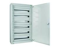 Metal distribution box 144 modules - 6 rows - 105535