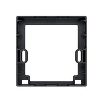 Spacer frame for TheLedaS heaters, black