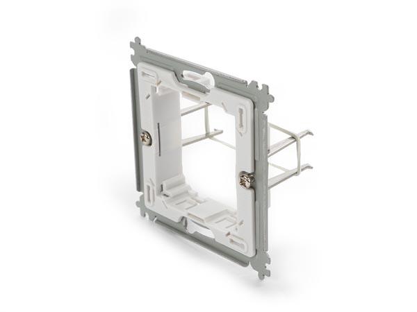 Velbus Edge lit montage frame