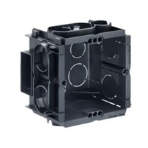 Q-range installation box - 50 mm, per piece