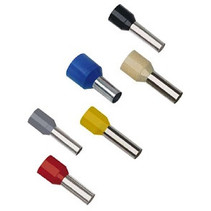 Cable shoe insulated ferrule