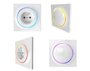 Fibaro Walli smart devices