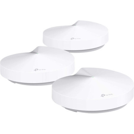 TP-Link TP-Link Deco M5 - Multiroom Wifi Systeem - Triple Pack
