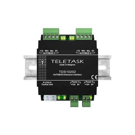Teletask Teletask AUTOBUS Extensie Interface TDS10202
