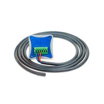 Temperature sensor: floor or outside temperature
