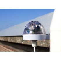 Rain detector meter