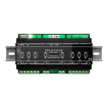 Relais interface 8 x 16A (met manuele controle)