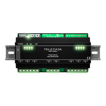 Relay interface 8 x 10A (with plug-in relays)