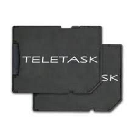 Teletask Teletask 2 voudige SD kaart set TELETASK TDS90420