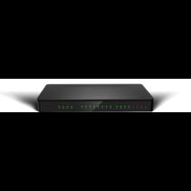 IPPBX, IP telefooncentrale met 2 analoge lijnen