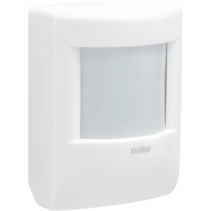 Motion detector 24V, with potential-free contact