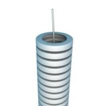 Flexibele buis 25mm met trekdraad - 25m