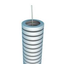 Flexibele buis 32mm met trekdraad - 25m