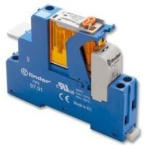 Interface relay 230VAC, 16A - 1NO