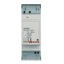 2 wire MyHome_Up power supply - 346020