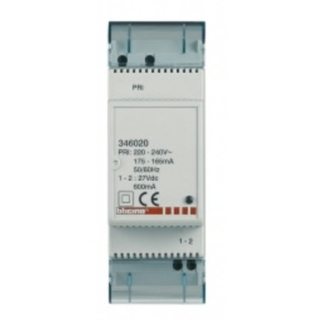 Bticino Bticino 2 wire MyHome Up power supply - 346020