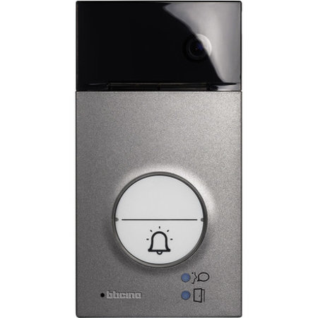 Bticino Bticino External unit Linea 3000 with badge reader - 343091