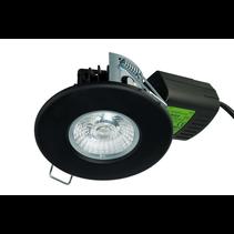 H2 Pro700 recessed spot - black 2700K