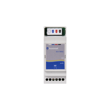 Domintell Domintell Ingangsmodule 0-10VDC - DIN10V02