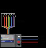 Domintell Domintell digital Inputmodule 8 inputs - DISM08