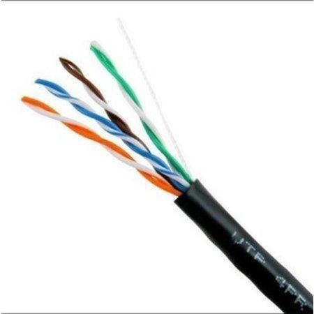 UTP netwerk kabel cat6 PE, voor buiten gebruik, prijs per meter