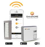 Entrya EntraHOME kit with cifero code keyboard