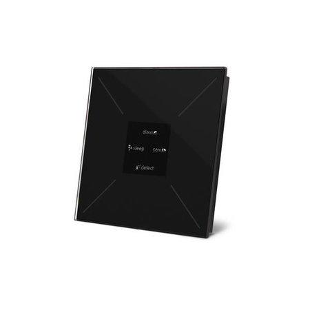 Velbus Velbus Edge Lit glazen bedieningsmodule met OLED