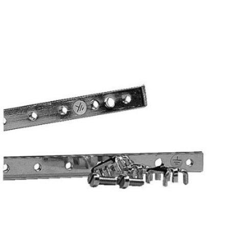 ABB Industrial Aardrail voor Fix-O-Rail kast van 550mm breed