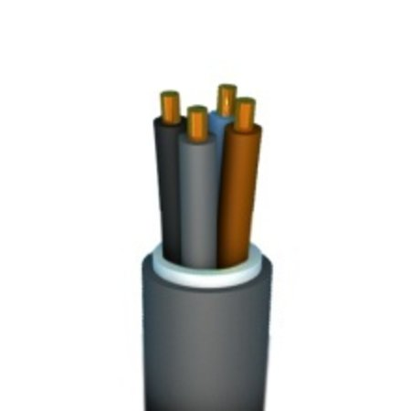 Installation cable XVB 4 x 10