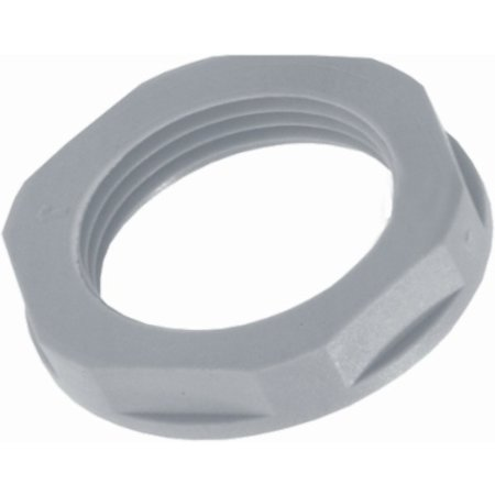 PVC nut M32 for M32 cable gland