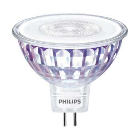 Philips Dimmable master LED spot, 12V, 3000k, 460lm