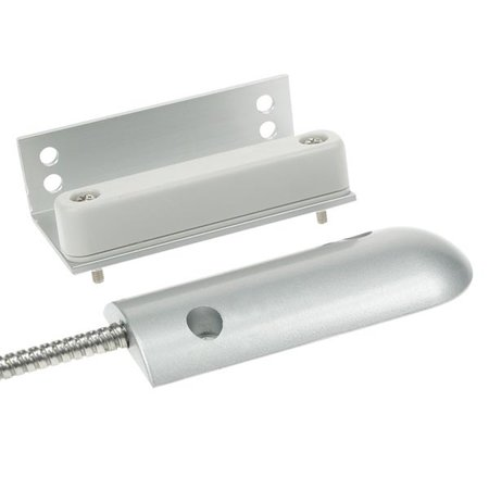 Magnetic contact for gates