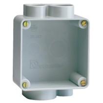 Installation box heavy power socket 16-32A