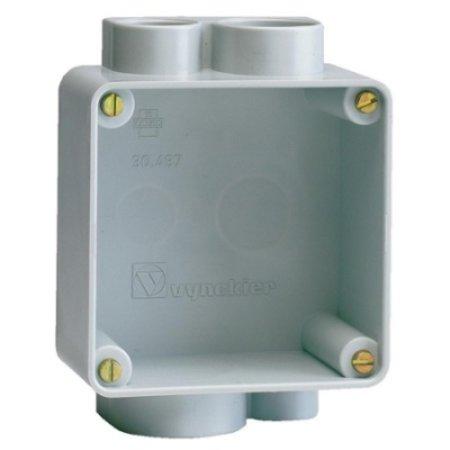 ABB Industrial Installation box heavy power socket 16-32A