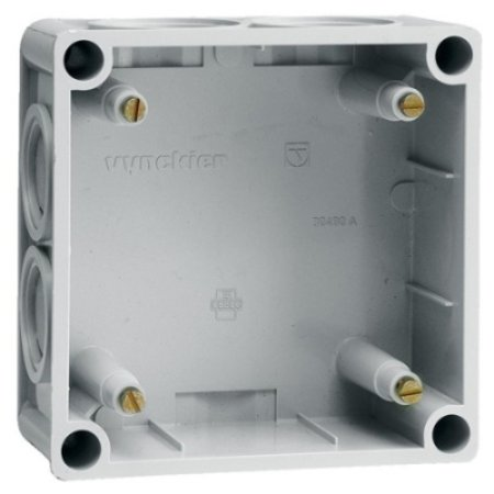 ABB Industrial Surface-mounted box for 16-32A sockets or connections