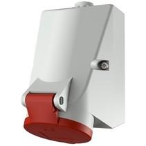 CEE vermogen wandcontactdoos , 400V