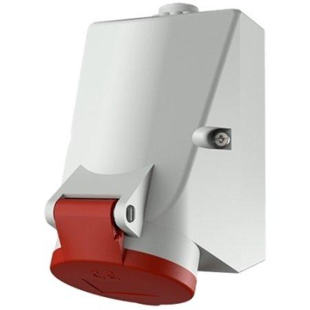 mennekes CEE vermogen wandcontactdoos , 400V