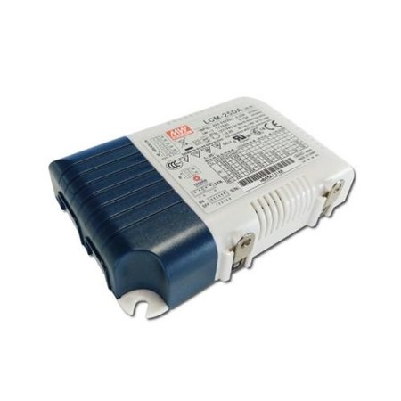 meanwell Multi LED driver LCM-25 met constante stroom