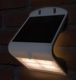 Perel Solar wall lamp with sensor, 3.2 Watt